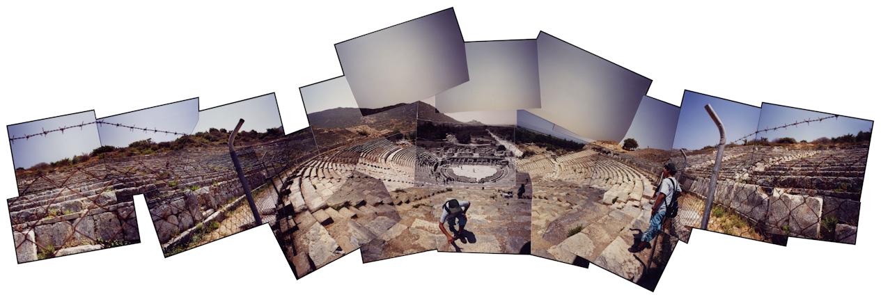 Panoramique n°346 - Ephèse (juillet 2005)